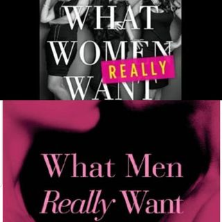 Valentine's Day Special: What Women Want & What Men Want