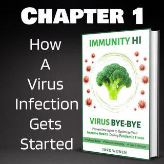 Chapter 1- How a Virus Infection Gets Started (Part 2)