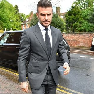 David Beckham and Danny Baker: who is more to blame?