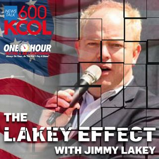 The Jimmy Lakey Show 2-11-19 Part 2