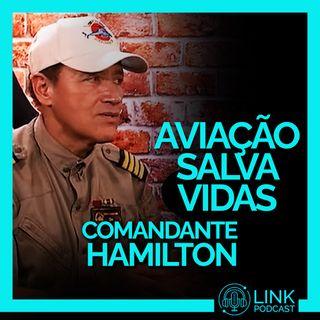 VOANDO COM GRANDES POLICIAIS - LINK PODCAST #C6Z6