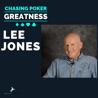 #27 Lee Jones: Author and Former PokerStars Cardroom Manager