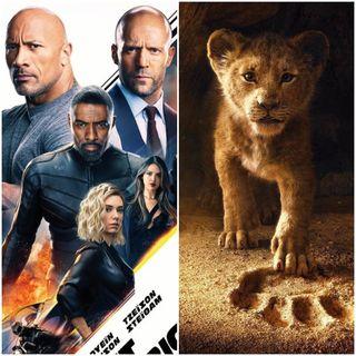 Fast & Furious - Hobbs & Shaw e Il Re Leone - Il Podcast speciale con le VOSTRE recensioni!