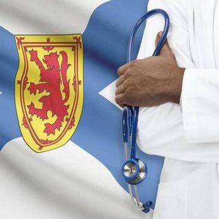 Doctors Nova Scotia's New President