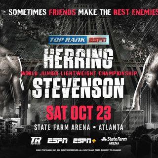 🚨Jamel Herring vs Shakur Stevenson | FINAL PRESS CONFERENCE 🔥