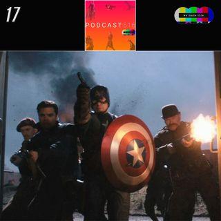 17. Captain America: The First Avenger