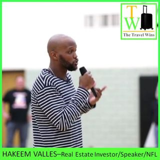 Hakeem Valles - NFL to Real Estate