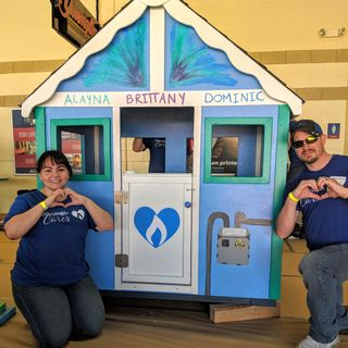 Habitat for Humanity Project Playhouse