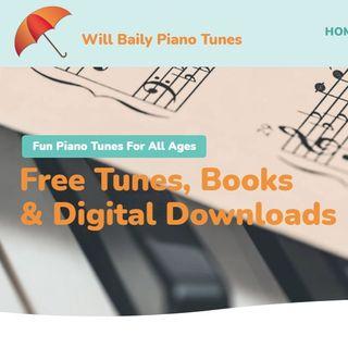 The Buzz 06.18.21 - Ep. 22 Will Baily Piano Tunes