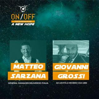 Intervista a Matteo Sarzana (Deliveroo) e Giovanni Grossi (Lievità)