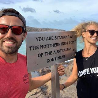 """Ep.127 - Mettere in """"pausa"""" la propria vita e viaggiare, con Emanuele e Mery in viaggio in Australia!"""