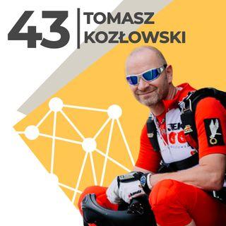 Tomasz Kozłowski-pomoc prosto z nieba-CEO Jump For The Planet