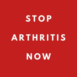 Stop Arthritis Now