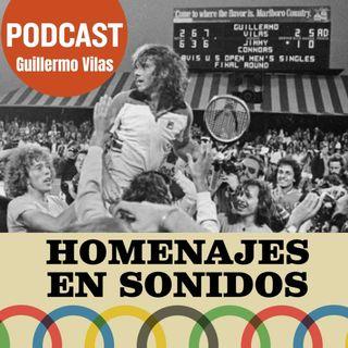 HOMENAJE: GUILLERMO VILAS, US OPEN 1977