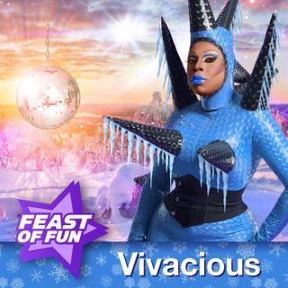 FOF #2920 - Tis' the Season to Be Vivacious