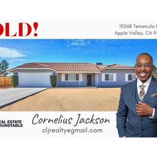 Listing Update with Cornelius Jackson: SOLD