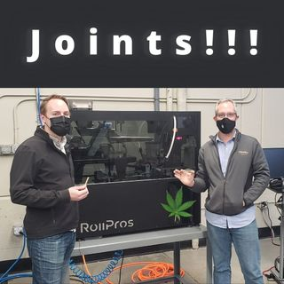 RollPros' Commercial Joint Rolling Machine