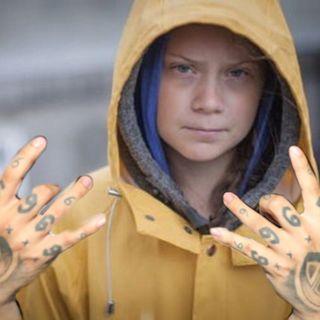 #ravenna Gemitaiz Vs Greta Thun(der)berg