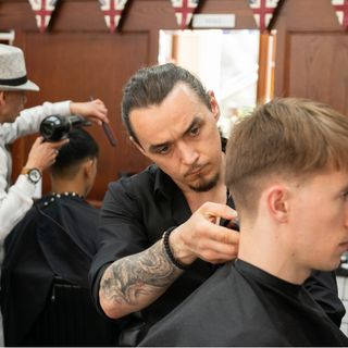 Barbers Fitzrovia