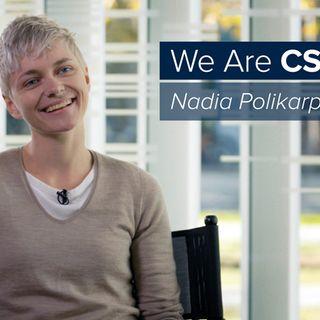 Nadia Polikarpova: Creating New Languages for Programming
