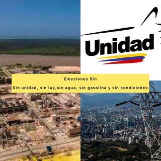 Escuche LAS ELECCIONES SIN se harán en Venezuela Lunes #13Sep 2021