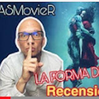 AsMovieR: LA FORMA DELL'ACQUA_Recensione ASMR del film di Guillermo Del Toro