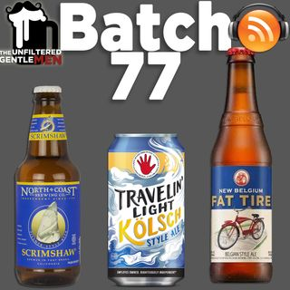 Batch77: New Years Hangover Beers