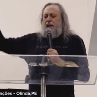 Sociedade Líquida. - Encontro com Caio Fábio - Olinda - PE