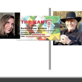 The Rant with Barbara Rose Brooker and her guest Ken Ludmer 8_26_20