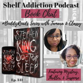 #BuddyReads Discussion of Doctor Sleep | Book Chat