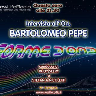Forme d'Onda - Bartolomeo Pepe -19-02-2015