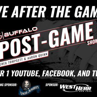 Buffalo Bills Pittsburgh Steelers Sunday Night Football Post Game Show