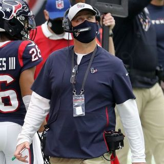 "Bill O'Brien Fired in Houston, Figuring Out Matthew Stafford's Issues, NBA/MLB Bubble Update, ""Around the NFL,"" & NHL Draft Preview"