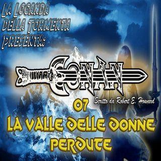 Audiolibro Conan 07- La valle delle donne perdute