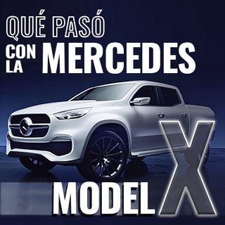 Qué pasó con la Mercedes Model X ?