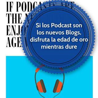 Aprovecha la edad de oro de los podcasts .@wired @JessiWrites