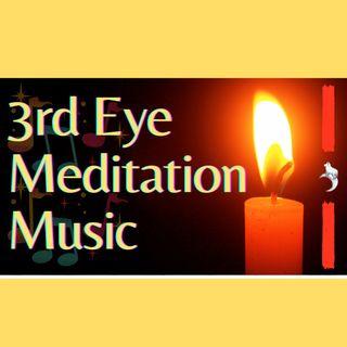 3rd EYE MEDITATION #RELAXING | Music & Sound for 3rd eye #meditation