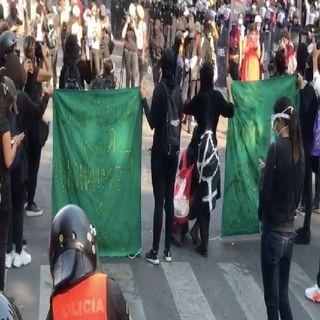 Protestan por represión en Quintana Roo