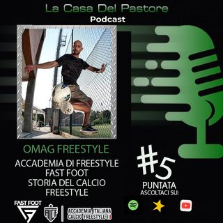 LCP#5 - Giuseppe Cardaropoli: Calcio Freestyle