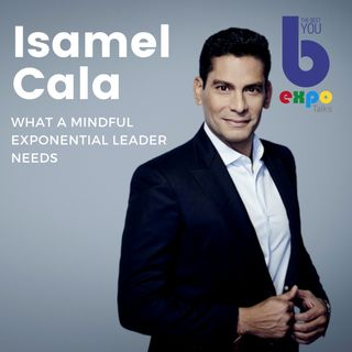 Ismael Cala at The Best You EXPO