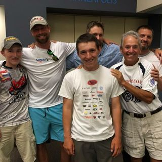 The 4 Outdoorsmen - ICAST and Grant and Hunter Sommerhauser