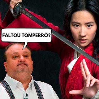 Ep. 1: Para de Chutar Essa Flecha Mulan! COM SPOILERS!