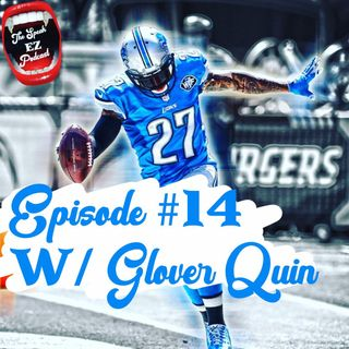 Glover Quin, Episode 14 of The SpeakEZ Podcast