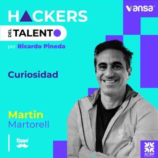 087. Curiosidad- Martín Martorell (Rappi Brasil)  -  Lado B
