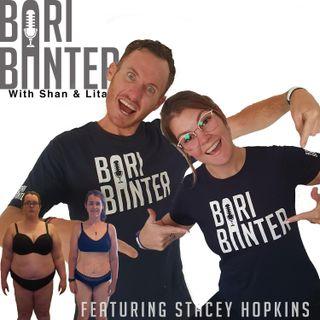 BARI BANTER #26 -  Stacey Hopkins