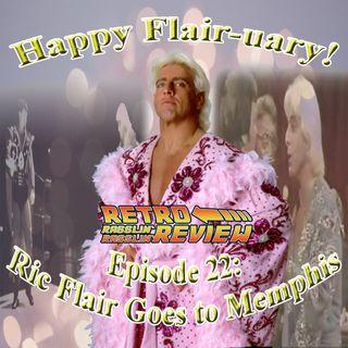 23. Ric Flair Goes to Memphis - Flair vs. Lawler
