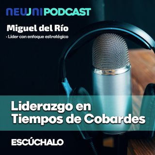 Fabricando líderes - Neuuni Podcast con Miguel del Río