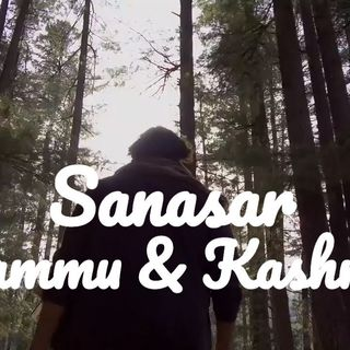 Jammu and Kashmir : Sanasar - Insane Traveller India