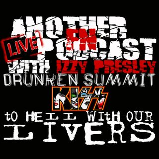 KISS DRUNKEN SUMMIT - Eddie Trunk Philip Shouse Gerry Finn Daniel Dekay Zack Ledoux