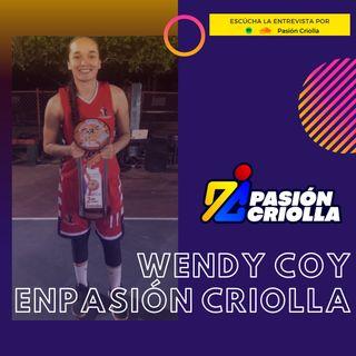 T2 - Episodio 1: Wendy Coy, basquetbolista